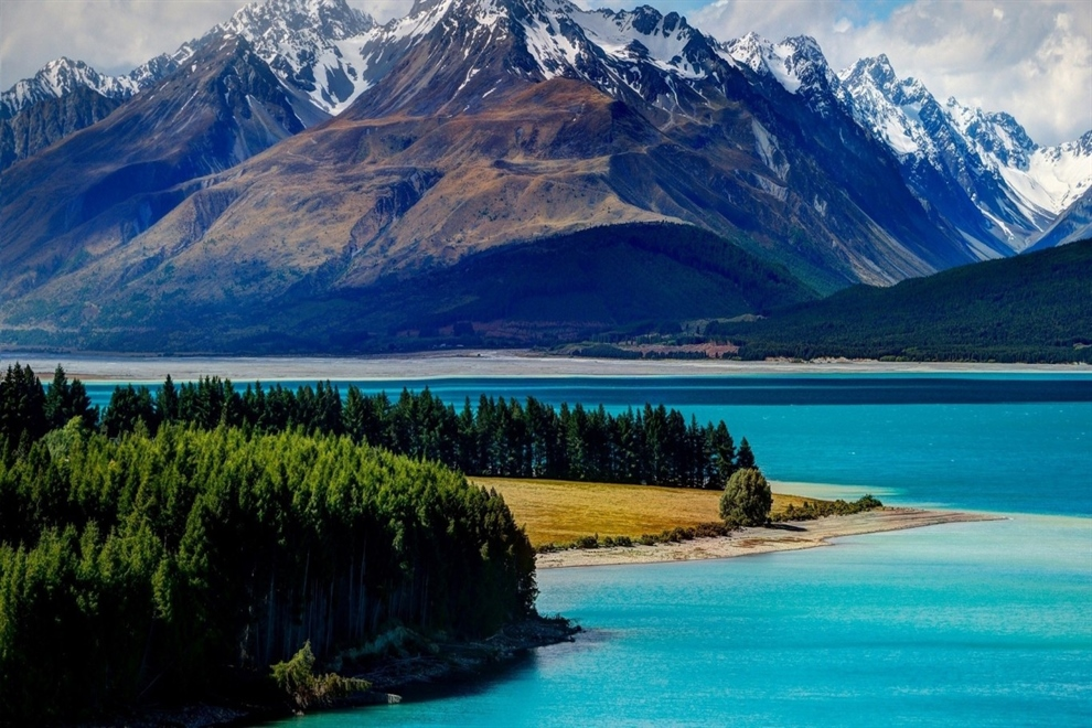 NEW ZEALAND THE FORGOTTEN PARADISE - Forest Landscapes Mountains