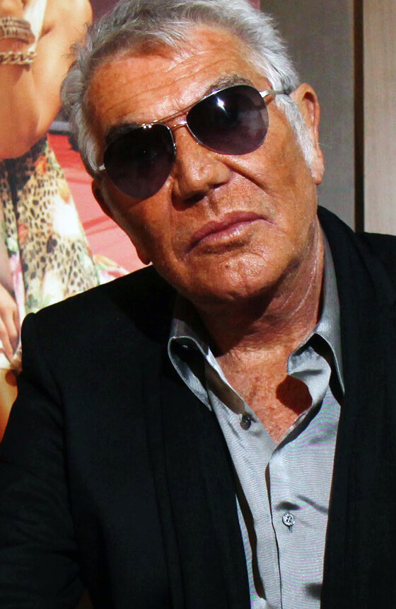 Richest Male Fashion Designers N10. Roberto Cavalli – $500 Million