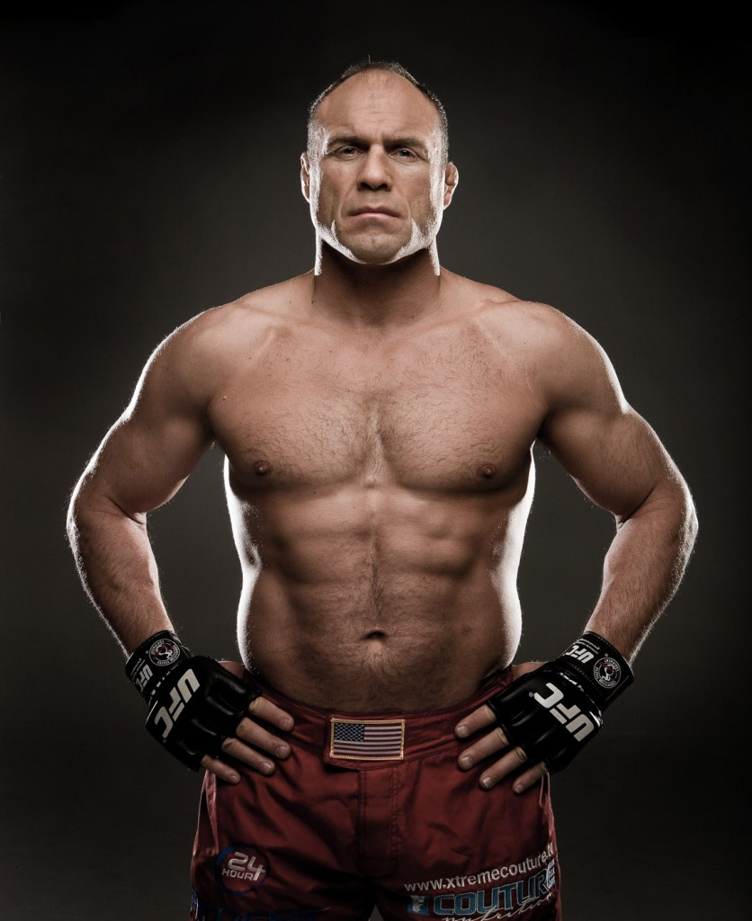 10 Best Martial Arts That Get You Ripped; Randy Couture