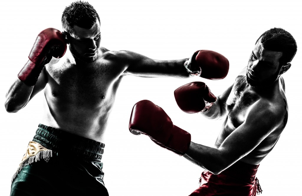 10 Best Martial Arts That Get You Ripped;Muay Thai;