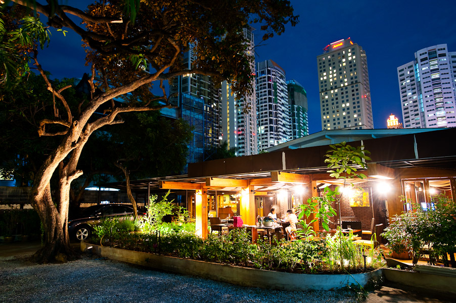 The Ultimate Luxury Trip to Thailand; Bo.lan Restaurant Bangkok