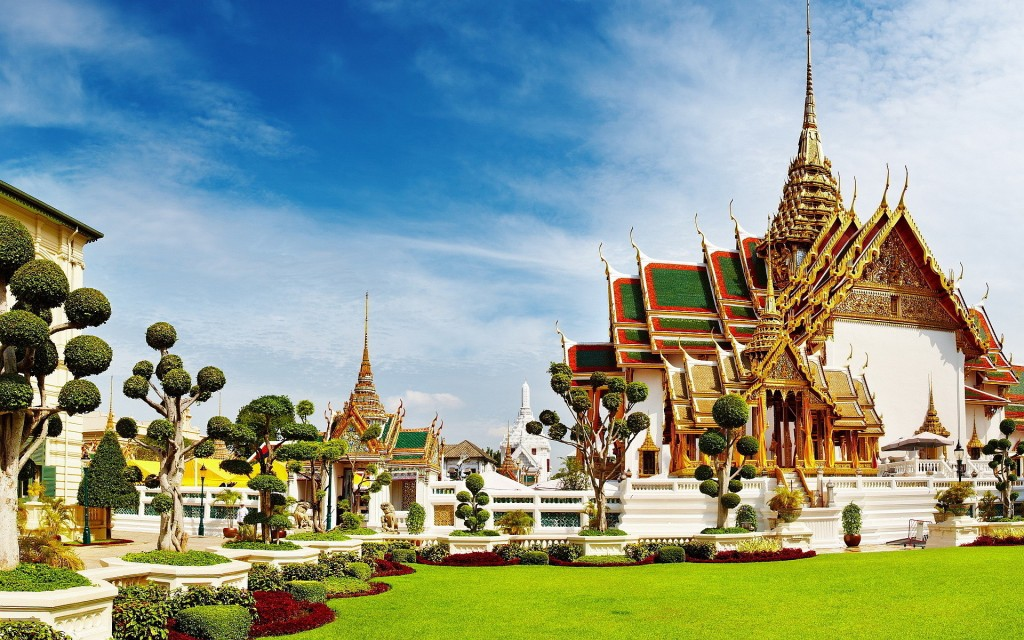 The Ultimate Luxury Trip to Thailand; Grand Palace Bangkok