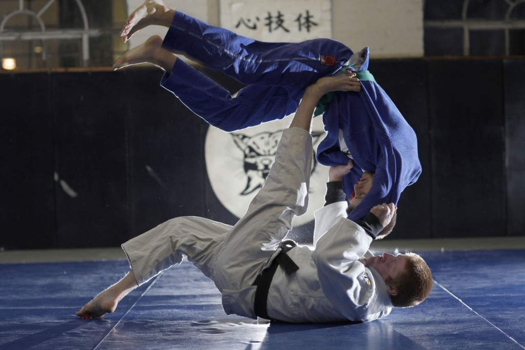 10 Best Martial Arts That Get You Ripped;Judo