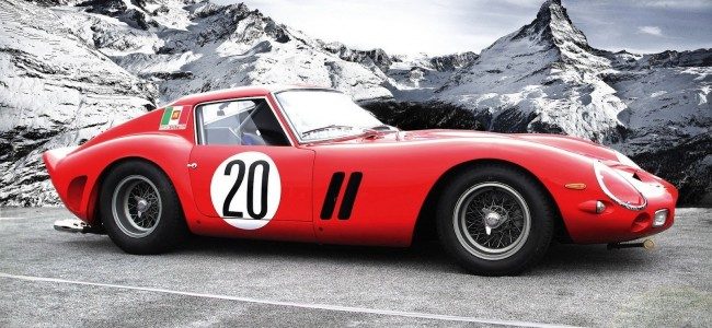 The 5 Most Expensive European Cars