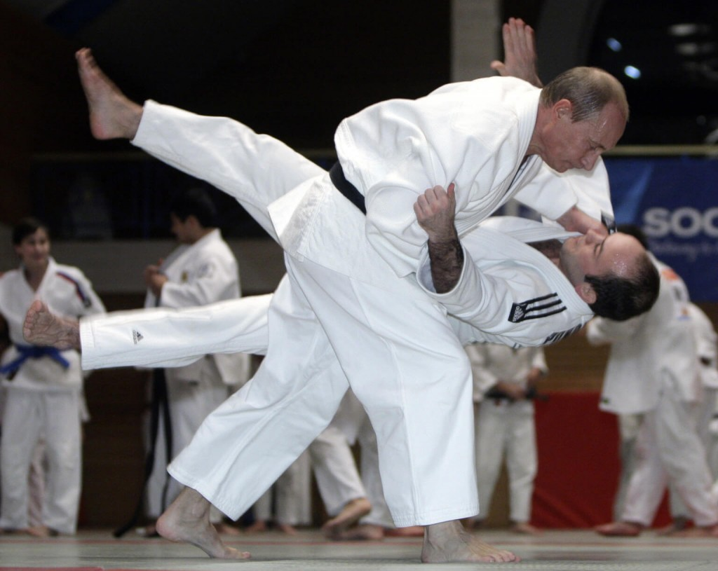 10 Best Martial Arts That Get You Ripped;Vladimir Putin