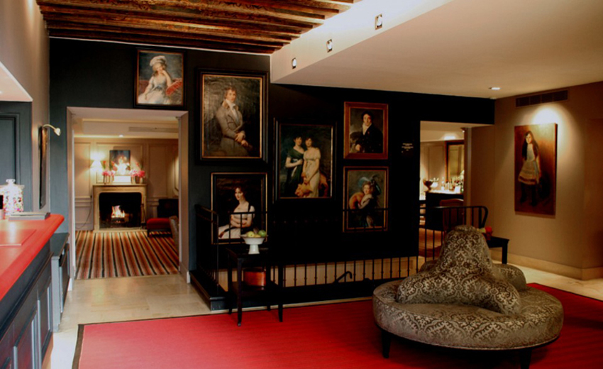 # 10 Relais Christine | 10 Most Romantic Hotels in Paris