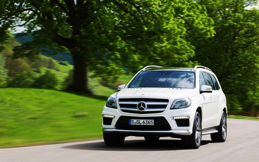 #10 Mercedes-Benz GL63 AMG - $2.609 | Most Expensive Cars to Insure Top 10 via motortrend.com