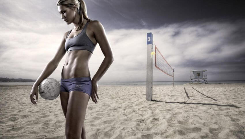 #10 Morgan Beck - Net worth: $1 million | 10 Richest Female Volleyball Players in History via successimg.com.