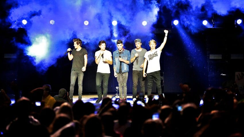 #10 One Direction - Average Price: $223.01   10 Most Expensive Concert Tickets via kvil.cbslocal.com