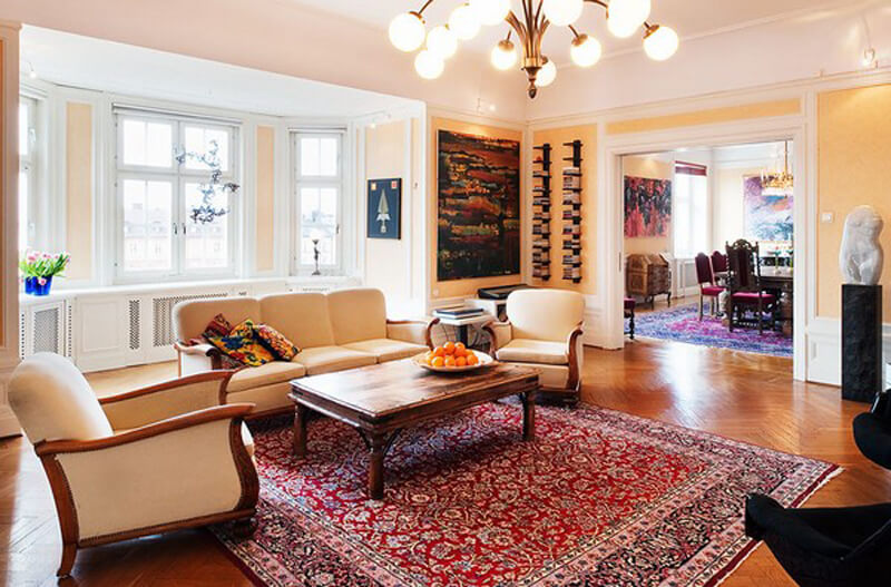 The Perfect Apartment in Central Stockholm - EALUXE