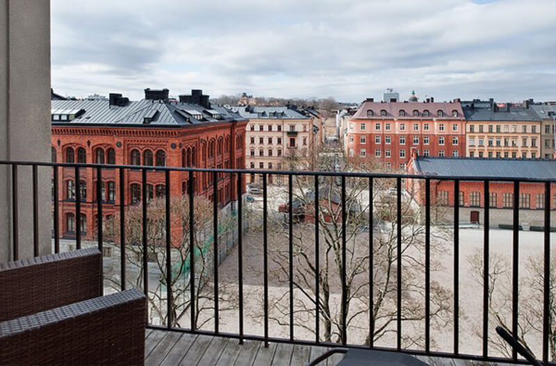 The Perfect Apartment for you in Central Stockholm - EALUXE | via freshome