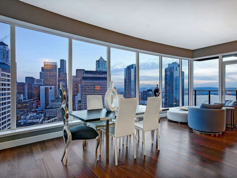 Fifty Shades of Grey Penthouse To Sell for 6 Million | via Escala