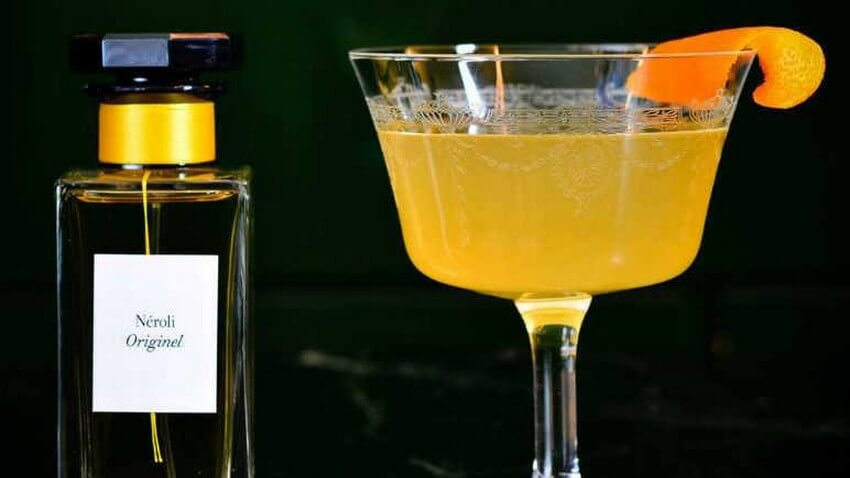 You Need to Try these Givenchy Perfume-Inspired Cocktails   Neroli Originel