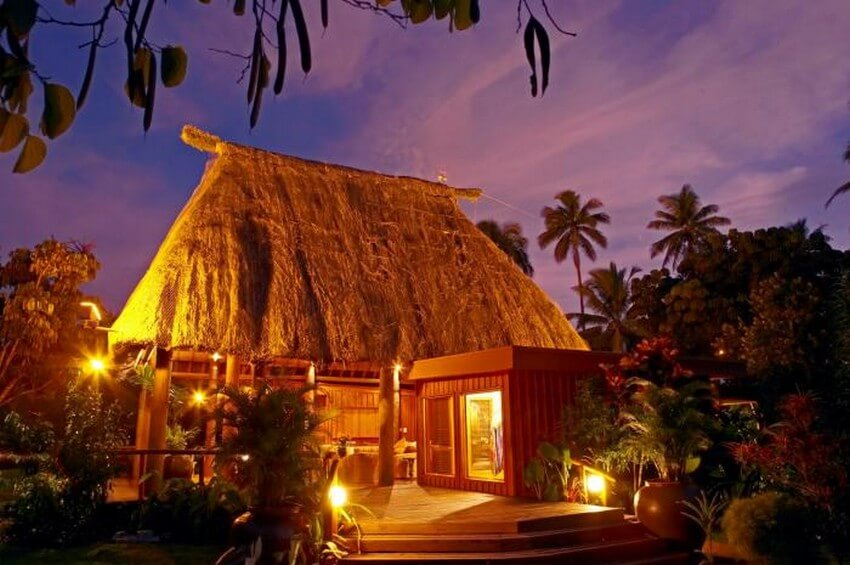 You Will Want to Check-in at Fiji's Top Rated Resort | Main Building