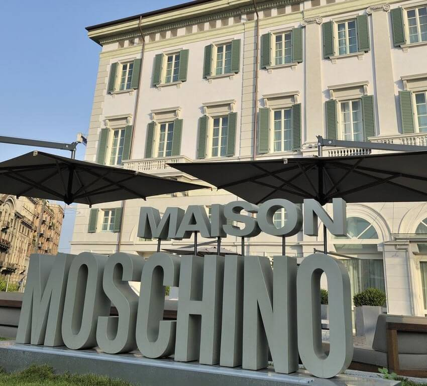 Moschino Combines Fashion and Luxury Travel Perfectly | Maison Moschino