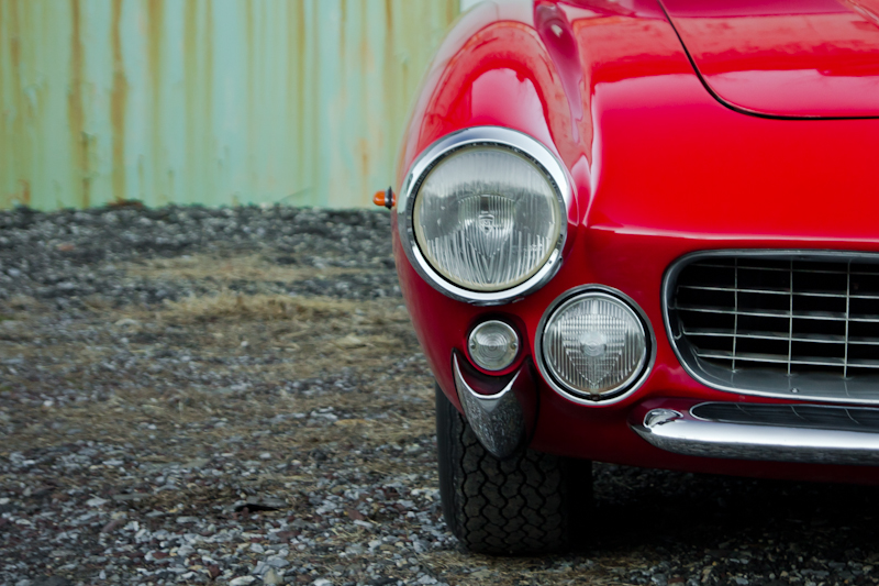 This Amazing 1963 Ferrari 250GT Lusso is For Sale