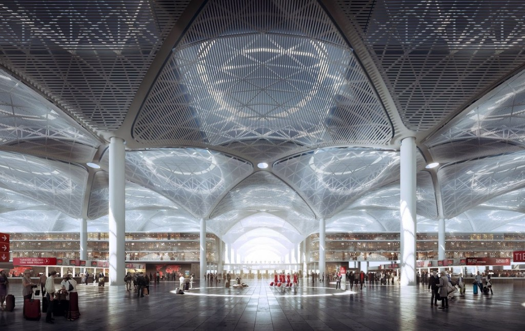 These are the 5 Most Amazing Airports in the World