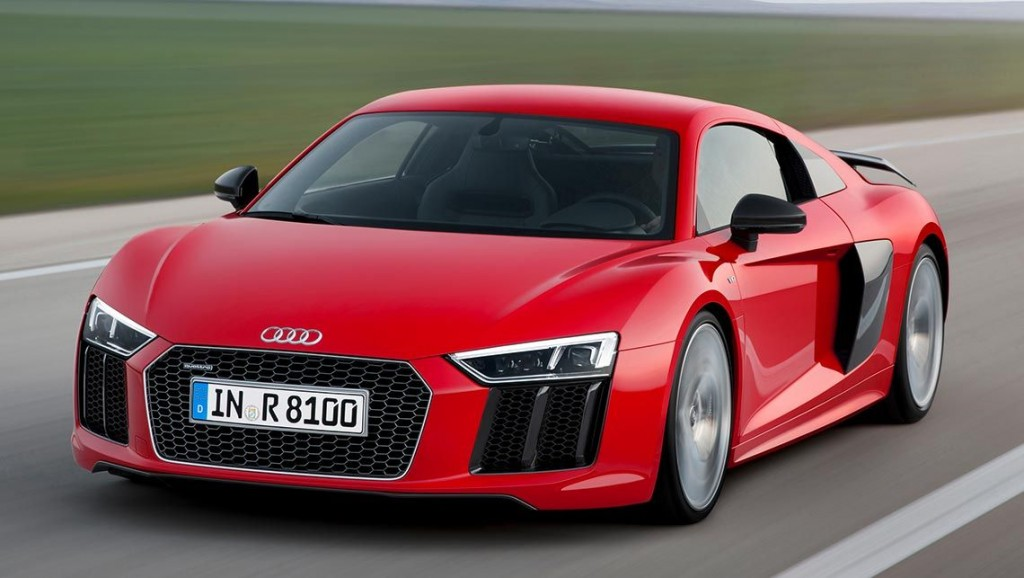Audi's Second Generation R8 Looks Better Than Ever