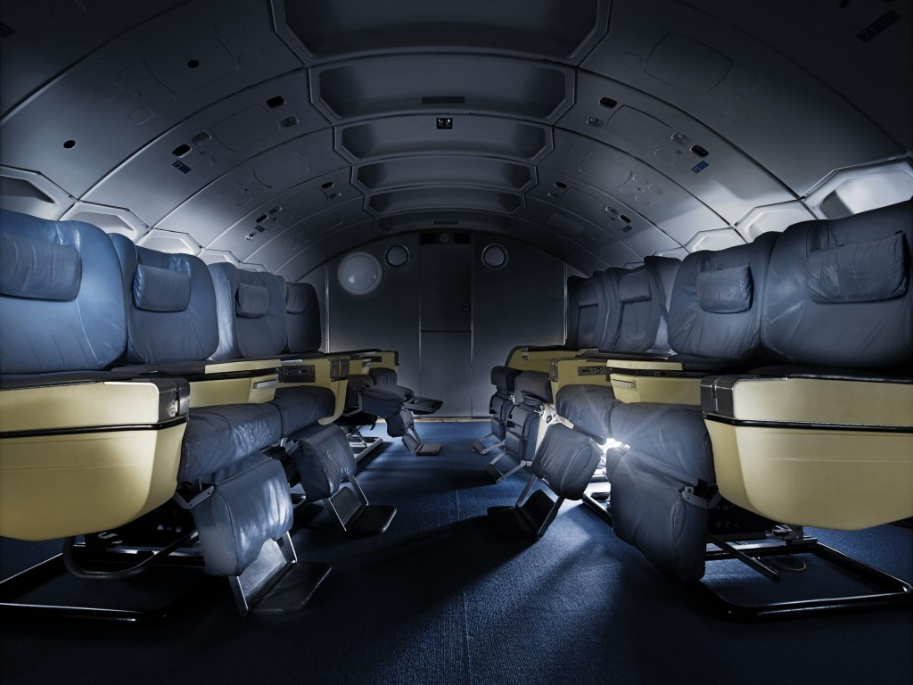 Jumbo Jet Transformed Into an Awesome Hotel
