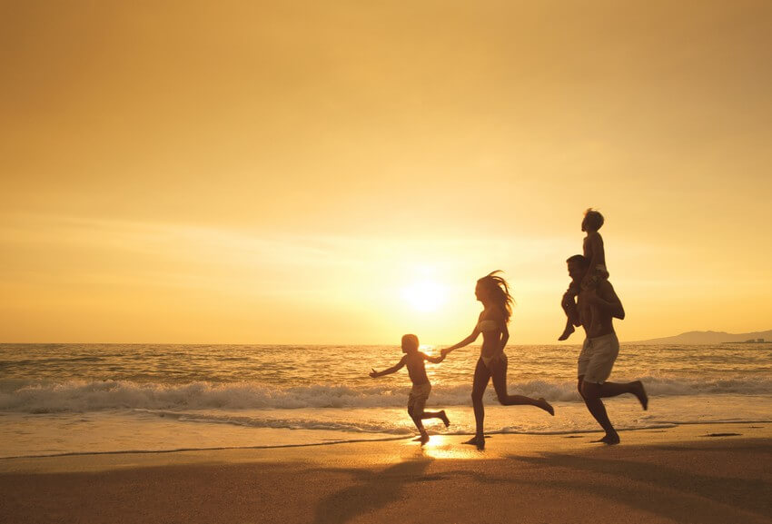 2. Multigenerational Family Vacation | Thrilling Luxury Travel Trends for 2016