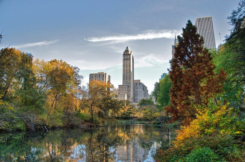 2.Central Park | 10 Extraordinary Romantic Places in New York