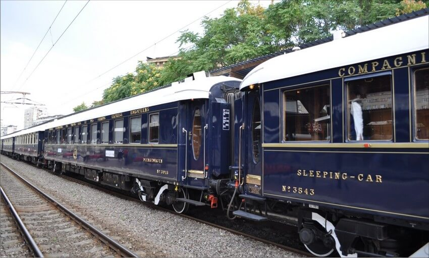 Embark on the Experience of Your Life: Orient Express Train Ride | Venice Simplon-Orient-Express