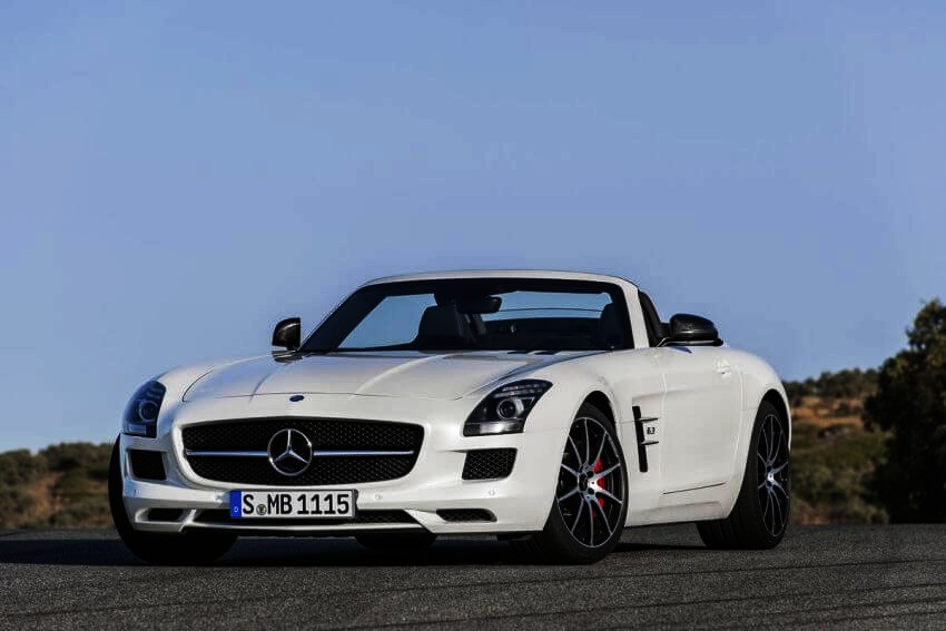 Most expensive cars to insure in the world ealuxe com for Mercedes benz most expensive car