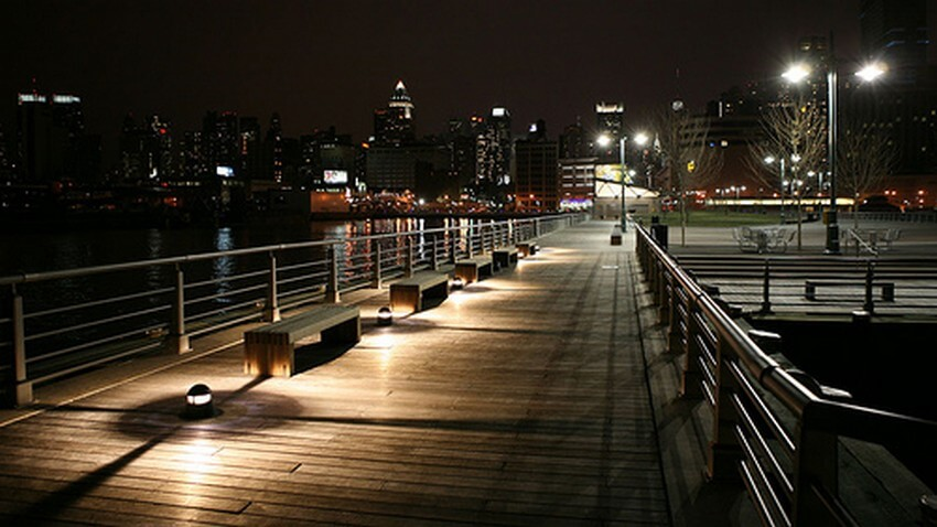 4.Hudson River Park | 10 Extraordinary Romantic Places in New York