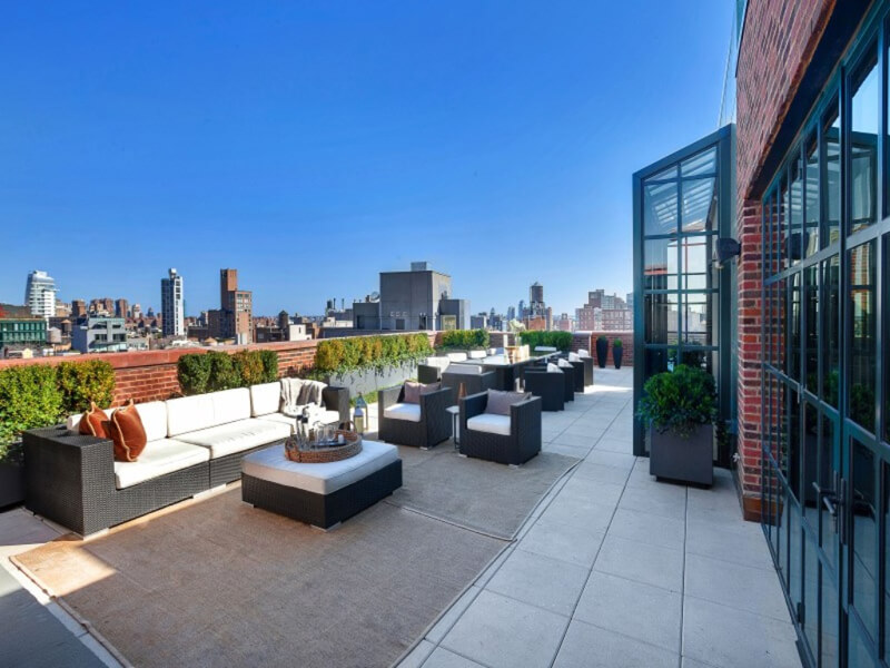 Soho's $ 66 Million Puck Penthouse 1 - EALUXE | via puckpenthouses.com