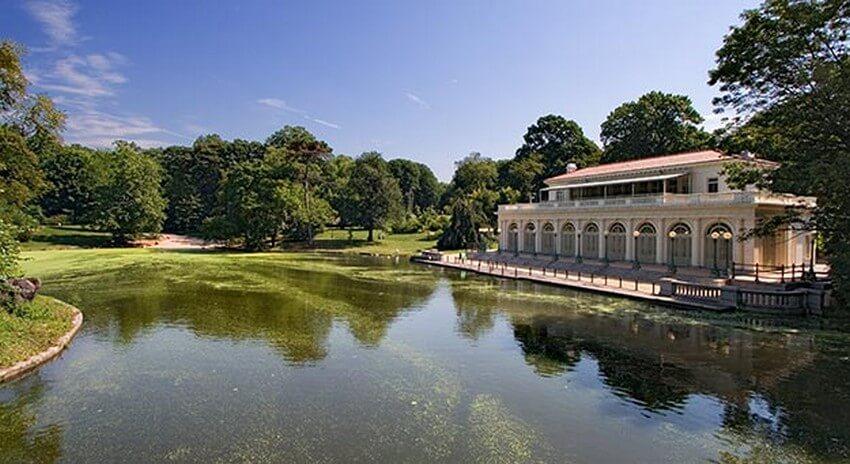 7.The Boathouse in Prospect Park | 10 Extraordinary Romantic Places in New York