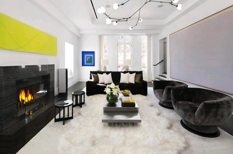 Inside The Upper East Side Duplex Penthouse