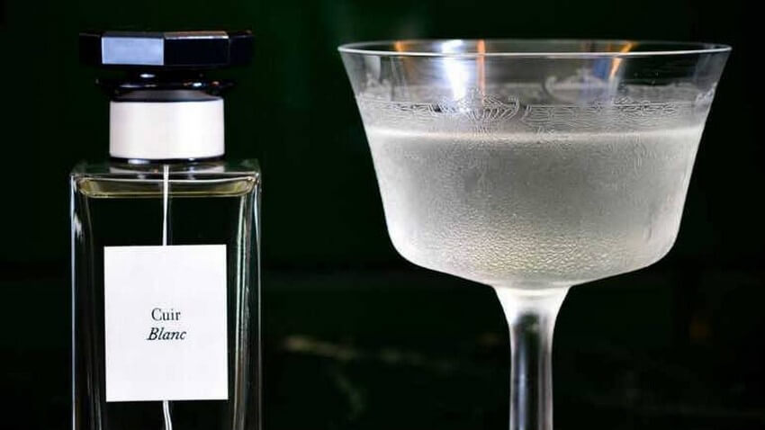 You Need to Try these Givenchy Perfume-Inspired Cocktails   Cuir Blanc