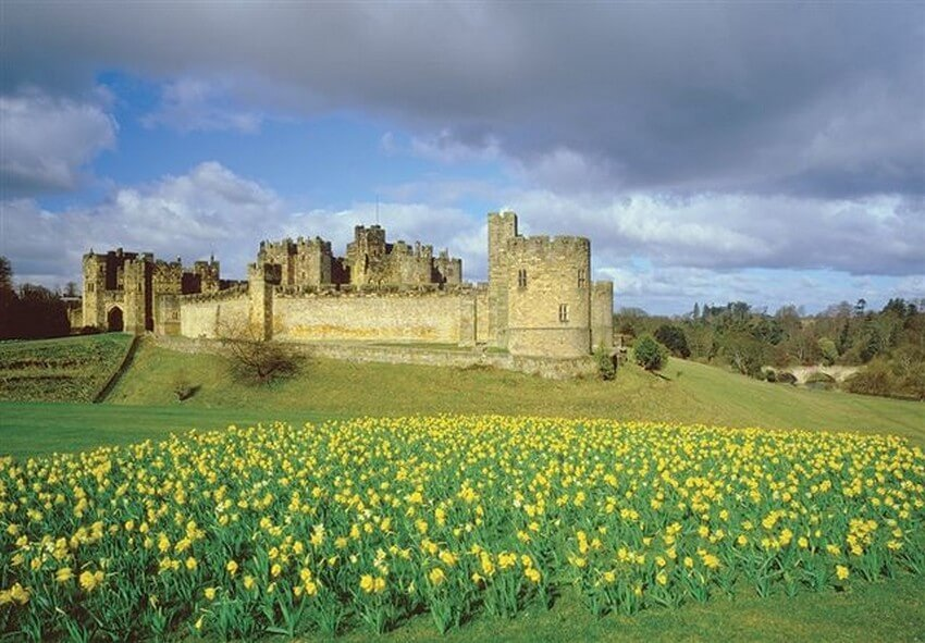 10 Beautiful Places You Have to Visit this Spring | Northumberland, England