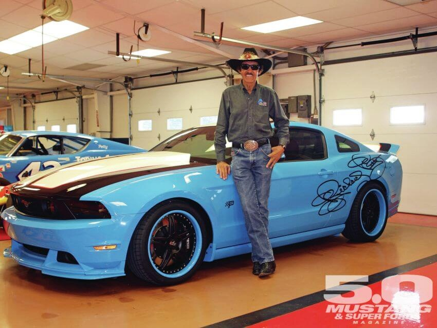 Richard Petty Mustang >> These Are the 10 Richest NASCAR Drivers in History