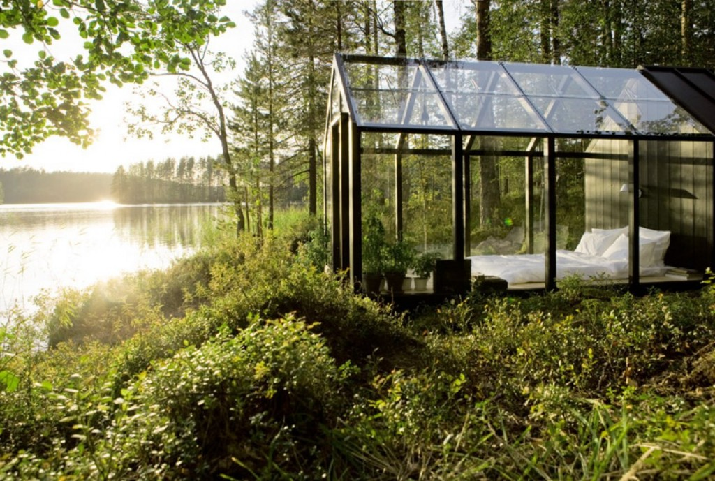 Garden Shed by Ville Hara and Linda Bergroth via schoener-wohnen.de