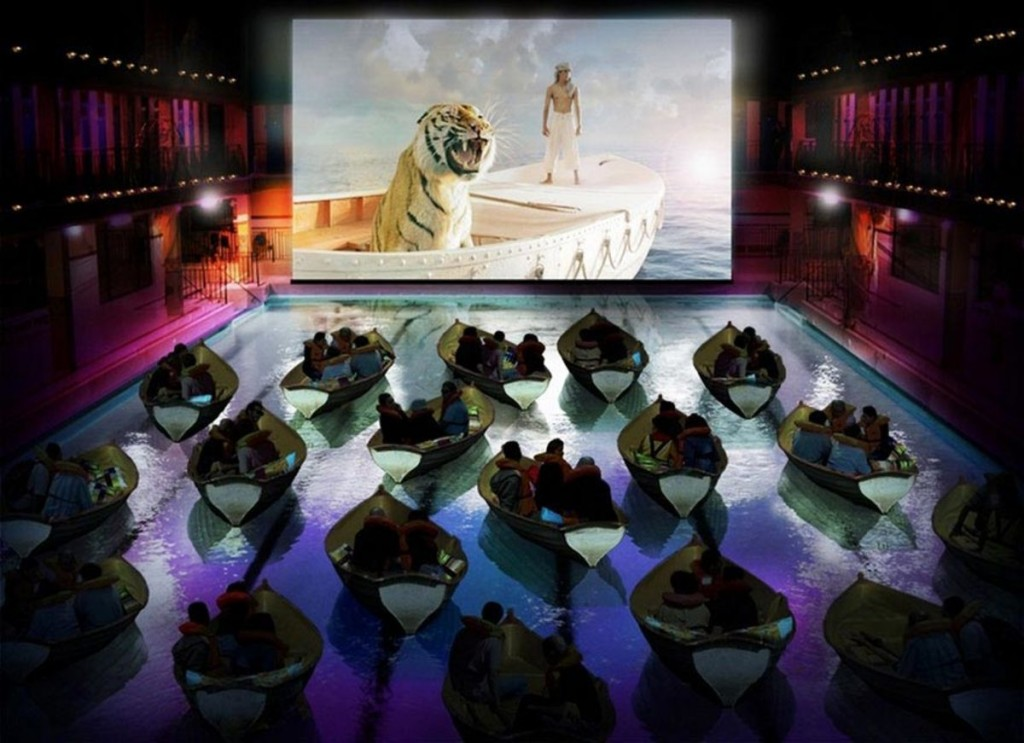 10 Coolacest Cinemas You Will Want to See a Movie At