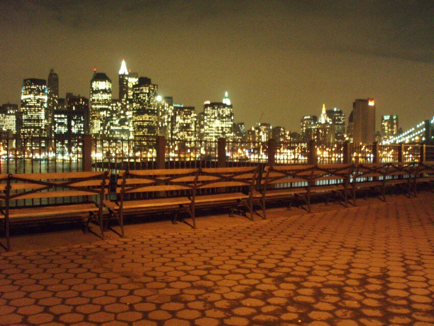 8.Brooklyn Promenade | 10 Extraordinary Romantic Places in New York