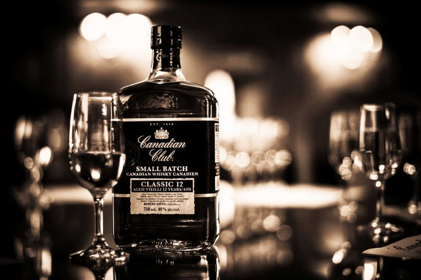 #9 Canadian Club   10 Best-Selling Whiskey Brands in the World   via windsorweddingphotographer.com