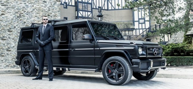 Check Out This Armored Limousine Based on Mercedes G63 AMG
