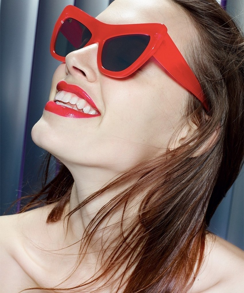 Adam Selman x Le Specs Sunglasses Go Retro-Futuristic | Image Source: www.stylish365.com.au