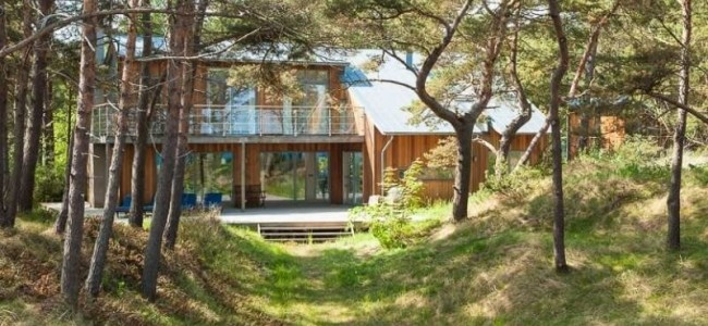 This Amazing Beach Residence In Sweden Is The Perfect Retreat You've Been Waiting For