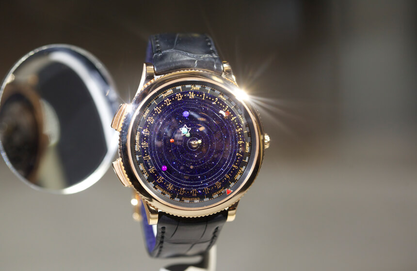 Astronomy Watch by Van Cleef & Arpels