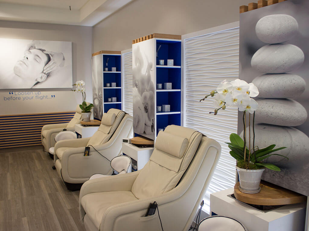 Check out these Luxurious Airport Spas | Be Relax