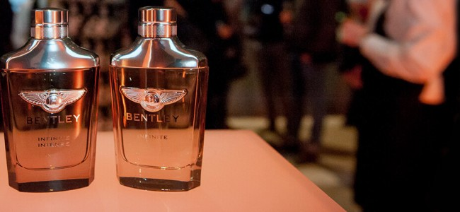 Bentley's New Fragrance Collection Gives Luxury another Meaning