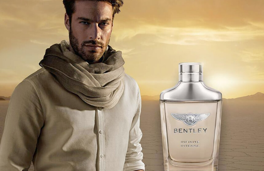 Bentley's New Fragrance Collection
