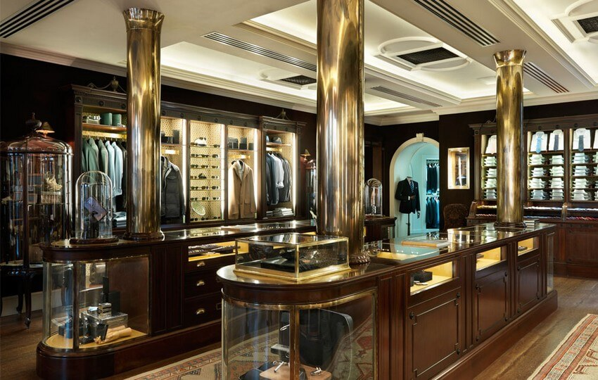 10 Extremely Exclusive Boutiques Worth Traveling for | Bourdon House in London