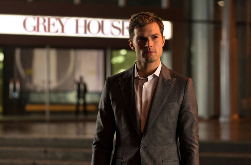 Brayden Oslon Claims He is The Real-Life Christian Grey