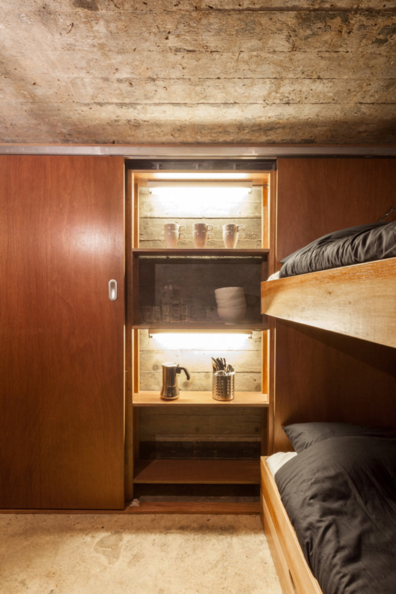 An Old Bunker in the Netherlands was Transformed Into an Awesome Holiday House
