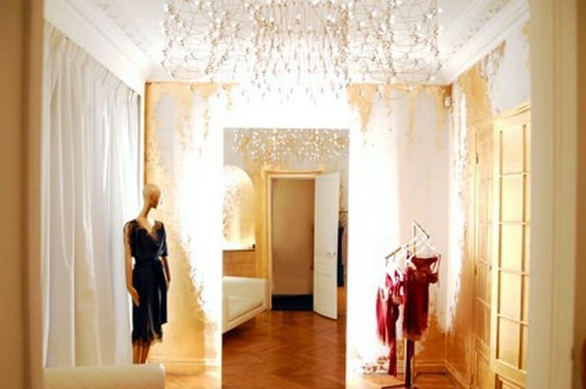 10 Extremely Exclusive Boutiques Worth Traveling for | Carine Gilson in Paris