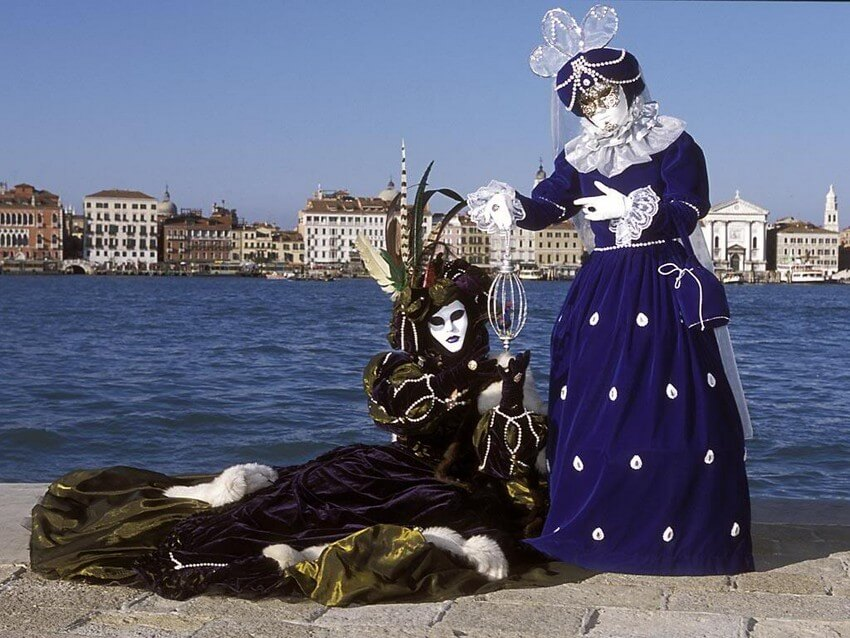 The Ultimate Valentine's Day Trip to Venice | Carnival of Venice